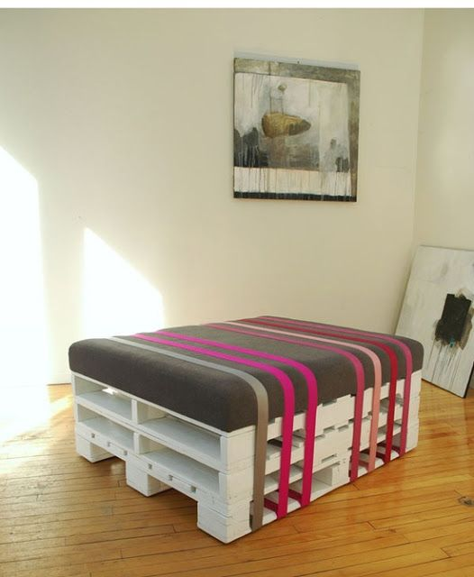 Mejores 8 imágenes de Poltrona Pallet en Pinterest   Ideas para casa ...