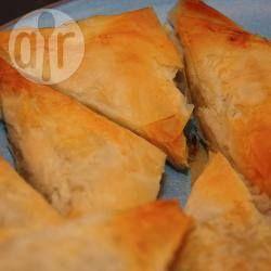Samosas  de carne @ allrecipes.com.br