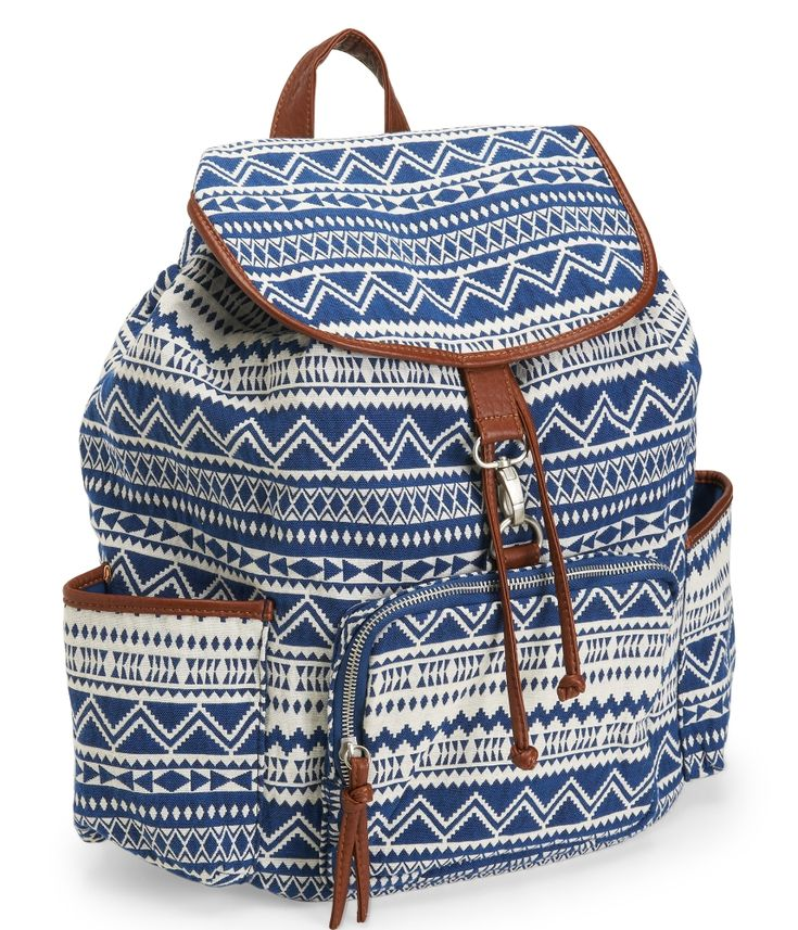 I love this also!! One of my other friends got this while I was shopping with her at the mall:) Aeropostale had these backpacks on sale for $30, and we had a coupon!❤️