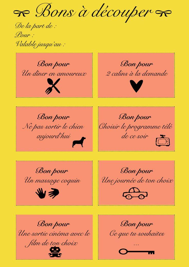 Afficher l 39 image d 39 origine st valentin pinterest images spiritualit et amoureux - Bon pour a imprimer gratuit ...