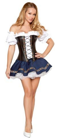 Beer Maiden Sexy Costume Price: $66.98