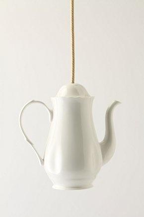 .J Aim Lumiere, Kitchens Ideas, Kitchens Reno, Kitchen Sinks, Inside Art, Pendants Lights, Teapots Pendants, Lovelli Things, Kitchens Sinks