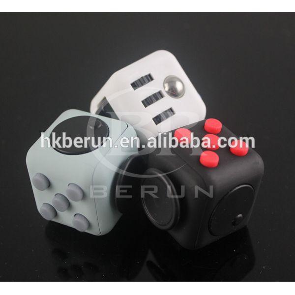 BeRun Newest toy pressure relief's best choice Fidget Cube stuffed toy