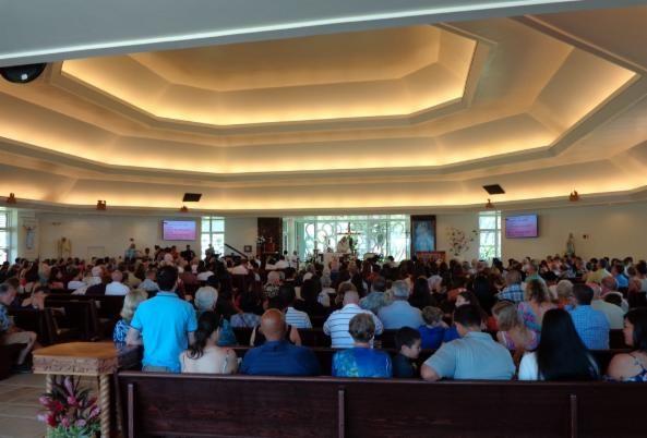 St Raphael Church Koloa: Welcome to St. Raphael Church in Koloa