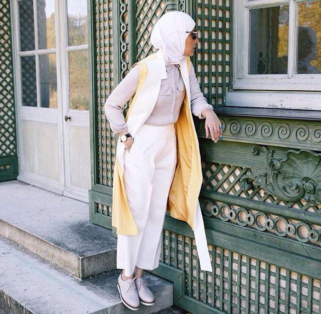 Bananalawneh #hijabfashion