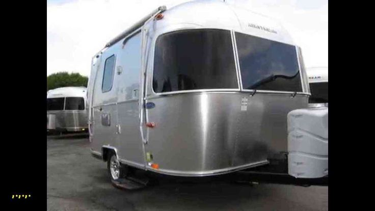 Small rv for sale luxury 2014 airstream sport 16 bambi micro small rv camping trailer for