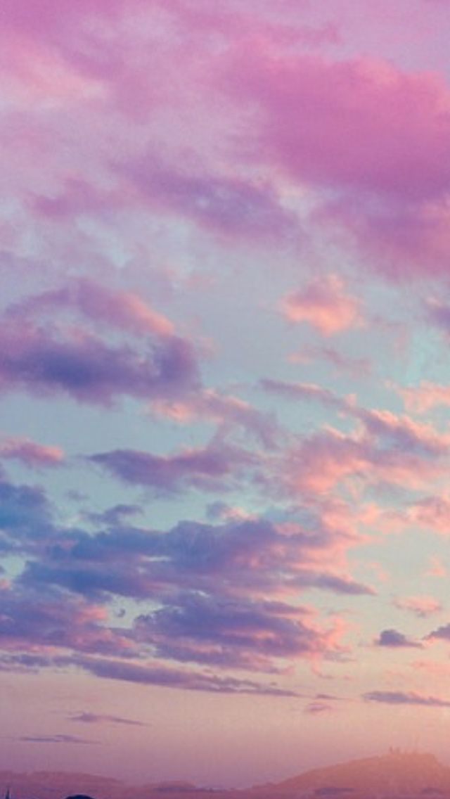 Backgrounds Sky Aesthetic Clouds Pretty Sky