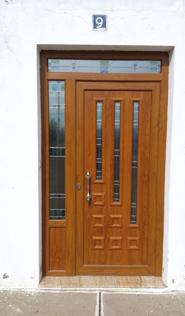 M s de 25 ideas incre bles sobre puertas aluminio en - Puertas de aluminio exteriores ...