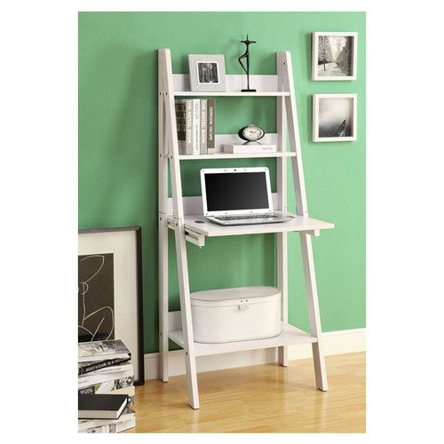 """Found it at Wayfair - 61"""" Leaning Bookcase"""
