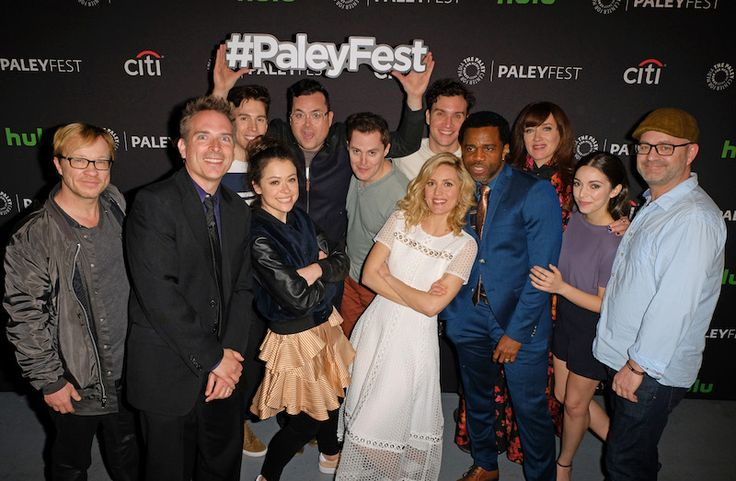 Talking to the Cast and Creators at BBC America's Orphan Black Season 5 PaleyFest Event #CloneClub #PaleyFest  Find out more at: http://www.redcarpetreporttv.com/2017/03/24/talking-to-the-cast-and-creators-at-bbc-americas-orphan-black-season-5-paleyfest-event-cloneclub-paleyfest/