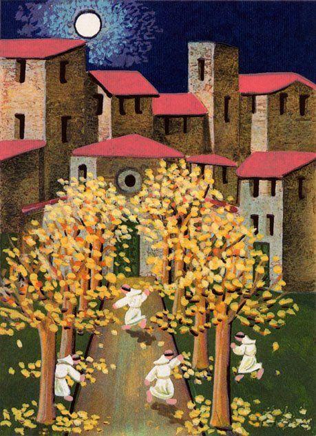 Norberto Proietti ~ Naif painter | Tutt'Art@ | Pittura * Scultura * Poesia * Musica |