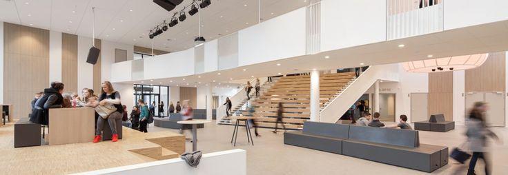 Publicatie: Interieur nieuw Carmel College Salland