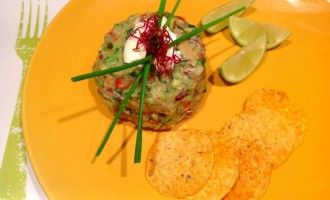 Come Dine with Me! - Mexican ceviché