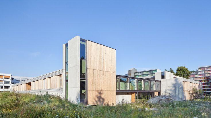 Galeria - Centro Psiquiátrico Friedrichshafen / Huber Staudt Architekten - 6