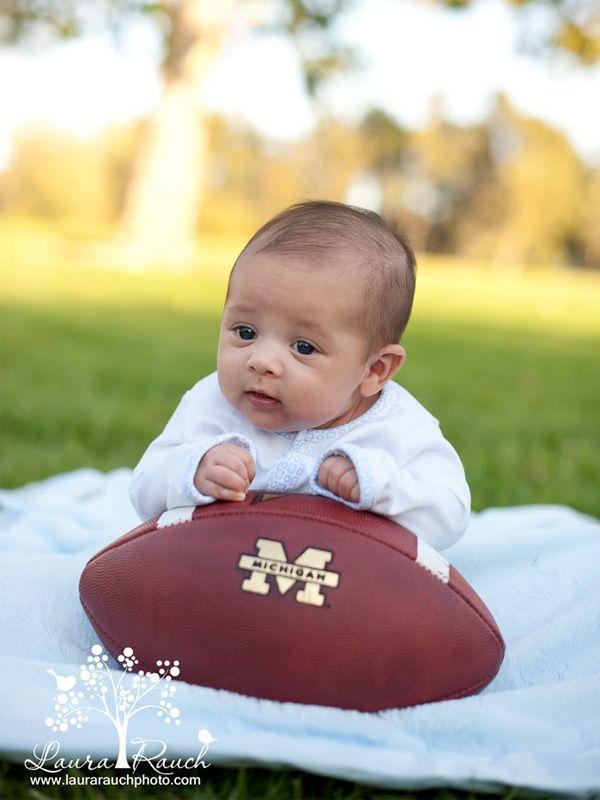 Baby photography ideas better with auburn football