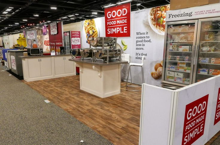19 best images about natural products expo west show 2016 on pinterest trade show displays - Food booth ideas ...