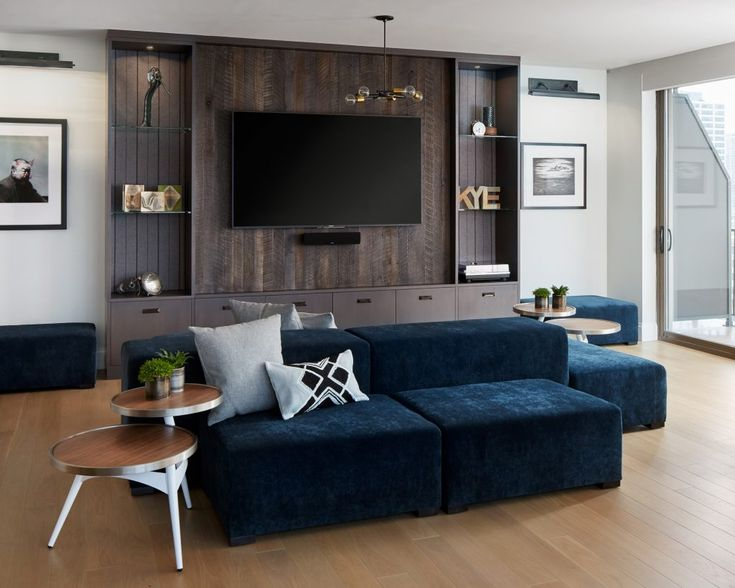 Chicago Interior Design, Modern Furniture Chicago Downtown