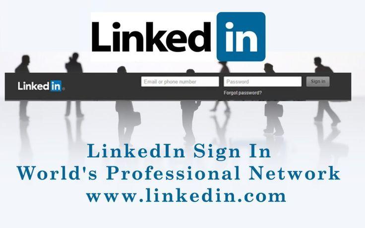 LinkedIn Sign In - Professional Network   www.linkedin.com - Kikguru