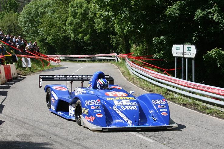 Simone Faggioli wins Fito 2009 with Osella FA30