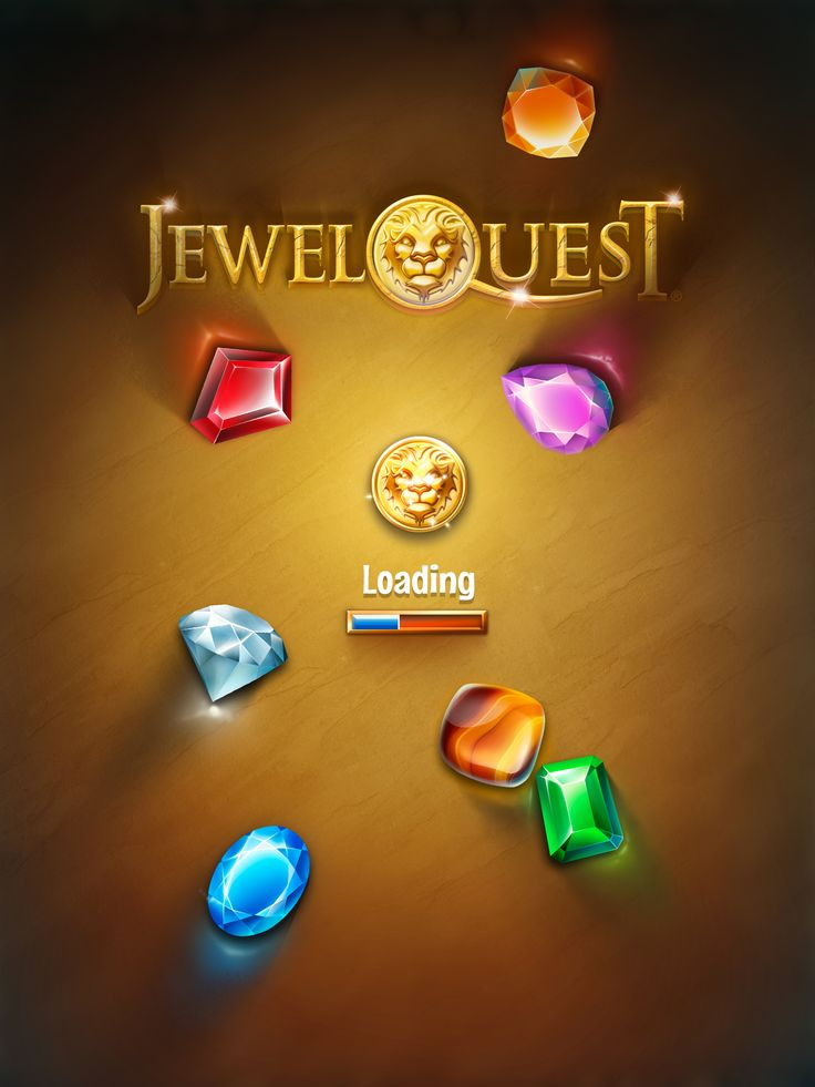 """Check out this @Behance project: """"Jewel Quest iOS"""" https://www.behance.net/gallery/35632239/Jewel-Quest-iOS"""