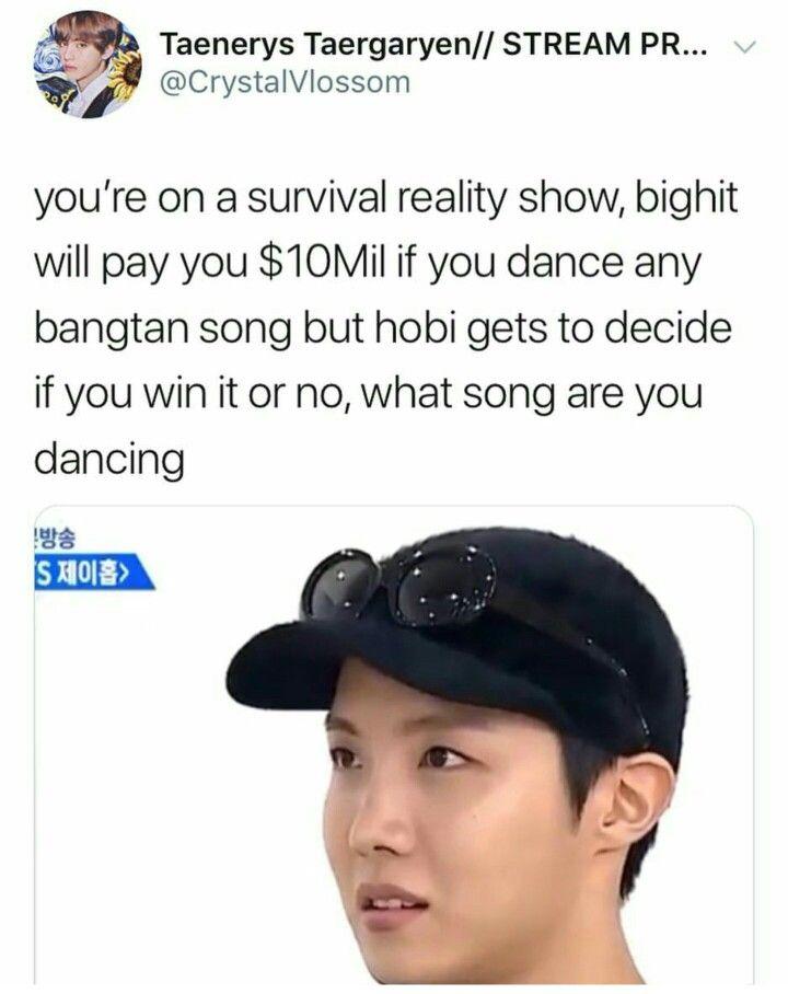 I Can T Dance But If I Can Get Him To Laugh I Feel Like I Would Ve Won Reality Show Songs Bts Memes