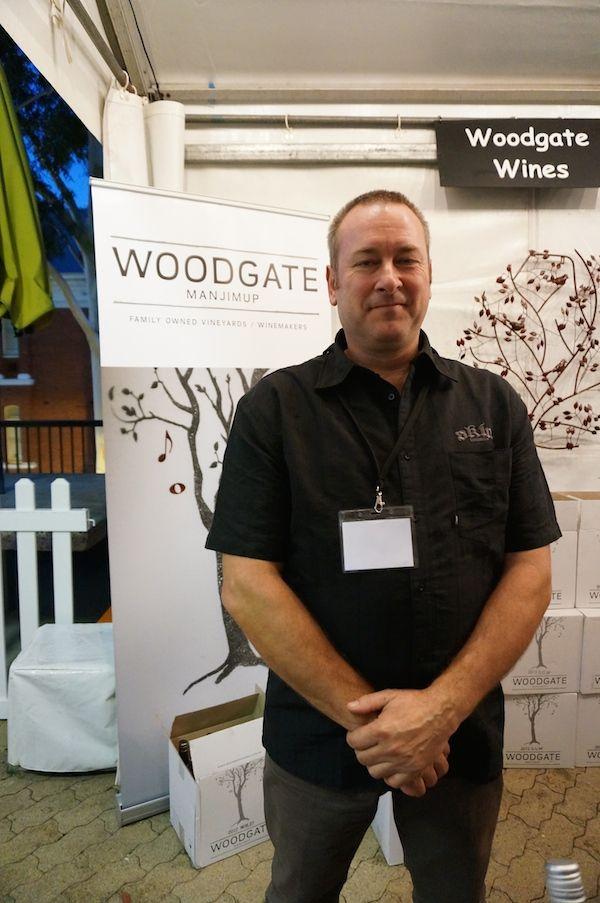 Woodgate Wines at City Wine 2014  #citywine #perth #wine
