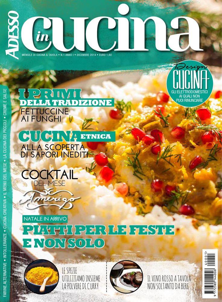 Adesso in Cucina n. 1 dicembre by EDIZIONI ADESSO - issuu