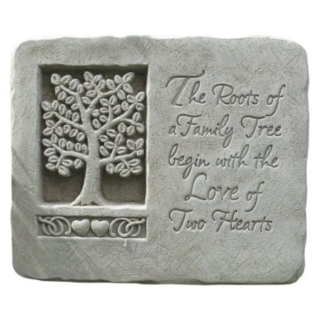 Quote Plaque Roots of Love