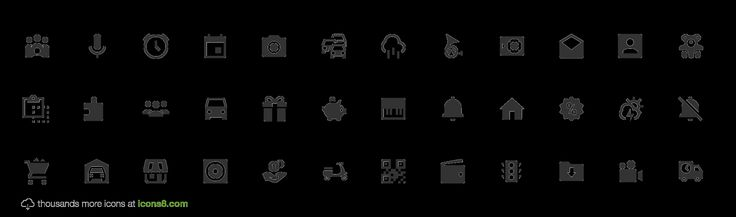 the world's largest icon pack for android L