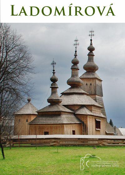 Drevené chrámy UNESCO