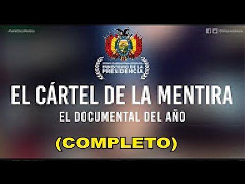 paginas con memoria: El Cártel de la Mentira, el documental del año (Ve...