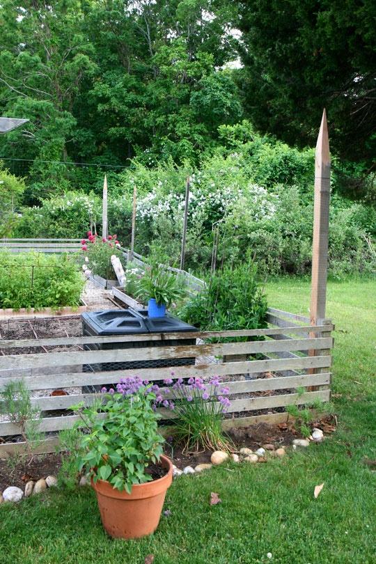 Refreshing The Garden For The New Season