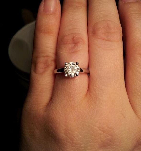 1000 Images About Low Profile Rings I Like On Pinterest