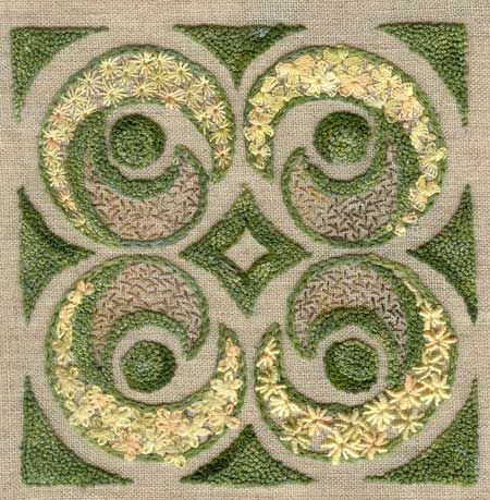 CURVES GAMES beautiful embroidery kit. Via canevasfollies.ch