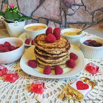 Sweetys World: Mohn- Pancakes, vegan