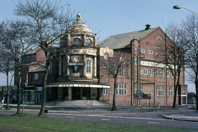 ABC Robin Hood Cinema, Stratford Road. Now replaced a by a Waitrose supermarket.