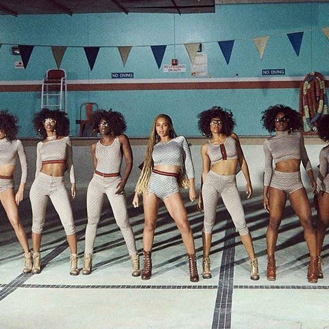 beyonce formation stylist