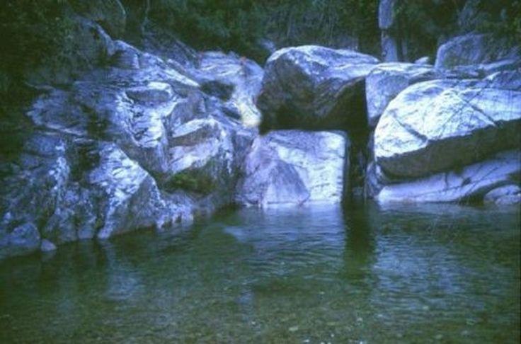Corsica - Cascades et Canyons -  Favona - Commune : Sari-Solenzara.(Rivière de Favona).(Corse du Sud)
