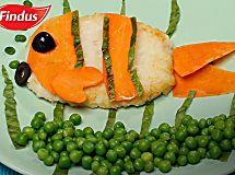 Ecco come rendere divertente mangiare il pesce per i bambini