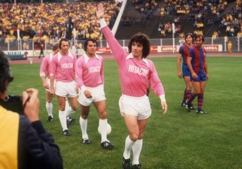 Keegan + Perm + Pink = Amazing