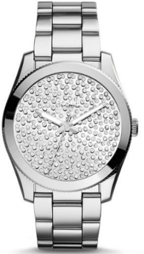 nice Montre pour femme : Fossil Women's ES 3688 PERFECT BOYFRIEND STAINLESS STEEL WATCH #watch #fossil...