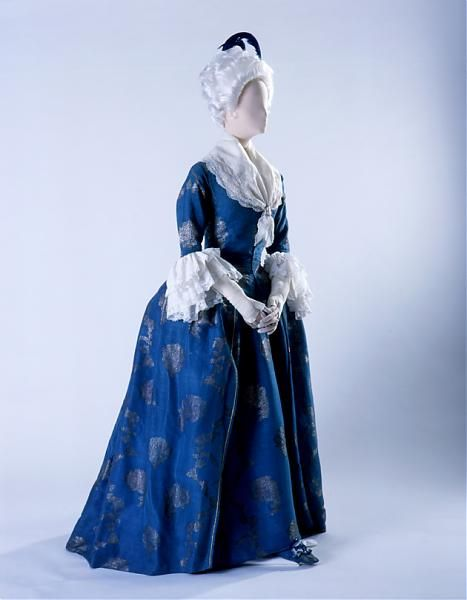 Robe a l'Anglaise, 1780