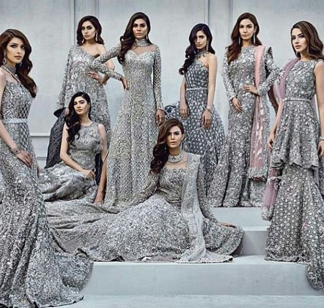 Republic Women's Wear Pakistani couture