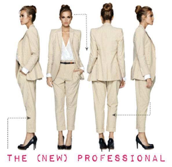 Stupendous 1000 Images About Feminine Business Professional Attire On Pinterest Short Hairstyles Gunalazisus