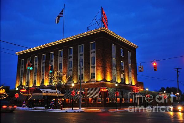 Doherty Hotel In Clare Michigan Photo By Fine Art America Home Pinterest