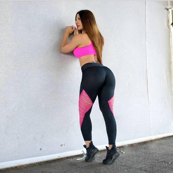 High Waist spliced leggings //Price: $38.99 & FREE Shipping //     #slimming #slim #weightloss #sweatbelt #saunavest #waisttrainer #fit #sexy #fashion #shapewear #bodyshaper #hourgalss #figure #beauty #Tummycontrol #hotshaper #neoprene #activewear #thermal #thermalwear #buttlifter #transformation #fitness #women #curves #beautiful