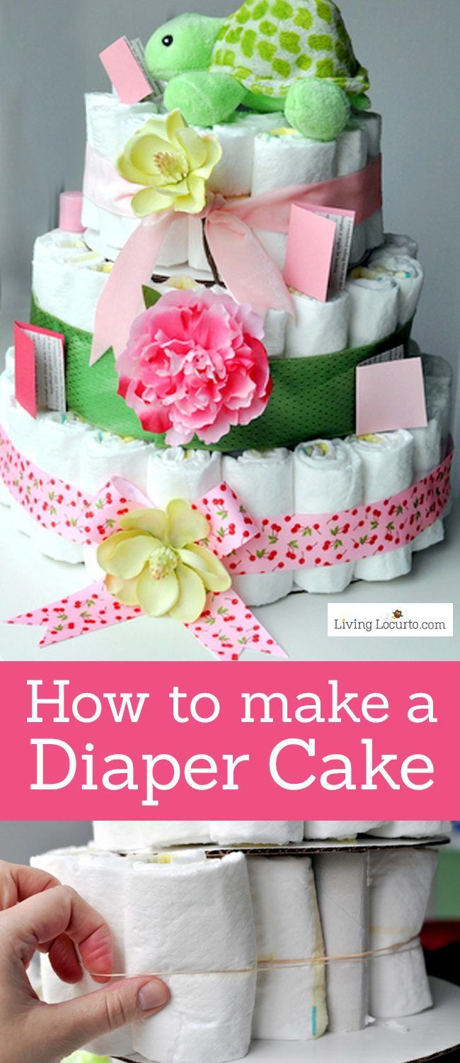 diaper cake instructions 25 best ideas about cake on 3533