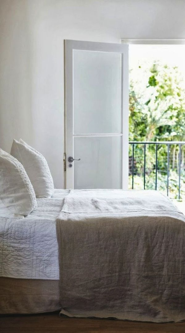 82 best images about bedroom on pinterest neutral for Minimalist guest room