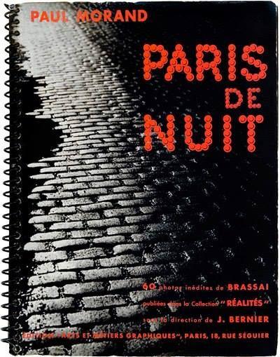 後世の写真家に多大な影響を与えることになる60枚の写真を収録した歴史的名著『夜のパリ(Paris de Nuit)』を出版したブラッサイに関しての記述。ハンガリーに生まれ、後にパリに住みついたブラッサイは「雨や霧に濡れた路地や庭の美しさをとらえるため」、または「魅惑的な夜のパリを撮るため」にカメラを手に夜のパリを歩き回っていた....。