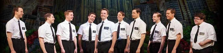 The Book of Mormon on Broadway | Official Site | Second National Tour